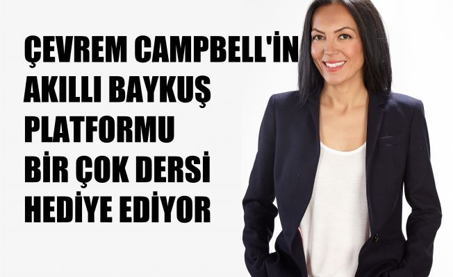Çevrem Campbell'in Akıllı Baykuş'undan Ücretsiz Dersler