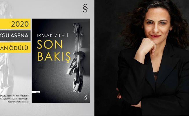 Duygu Asena Roman Ödülü'nü 'Son Bakış' ile Irmak Zileli Kazandı