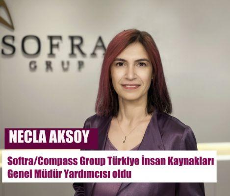 Sofra/Compass Group Türkiye Genel Müdür Yardımcısı Necla Aksoy Oldu
