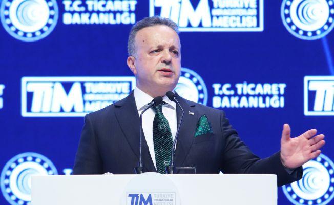 """TİM Başkanı İsmail Gülle, """"İhracatta beklentimiz normalin de ötesinde"""""""