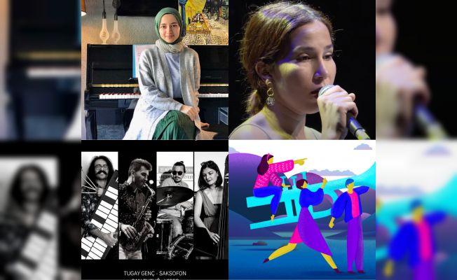 27. İstanbul Caz Festivali'ne Katılmaya Hak Kazanan Genç Cazcılar Açıklandı