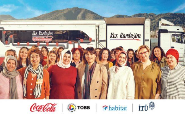 Kız Kardeşim Projesi ile 30 girişimci kadına toplam 765 bin TL'lik hibe desteği