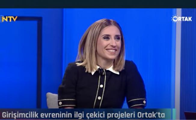 Rina Onur Şirinoğlu, NTV'de Ortak'ta