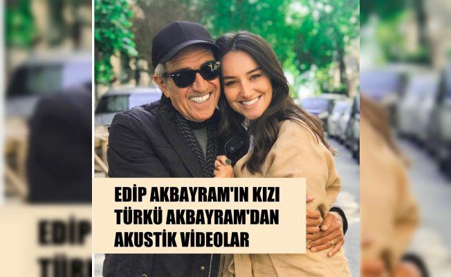 Türkü Akbayram'dan Akustik Videolar