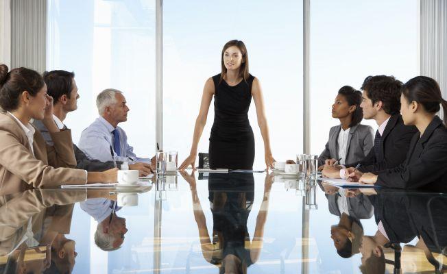 Yönetim Kurulunda Kadın Sayısı Artan Şirketler Daha Verimli