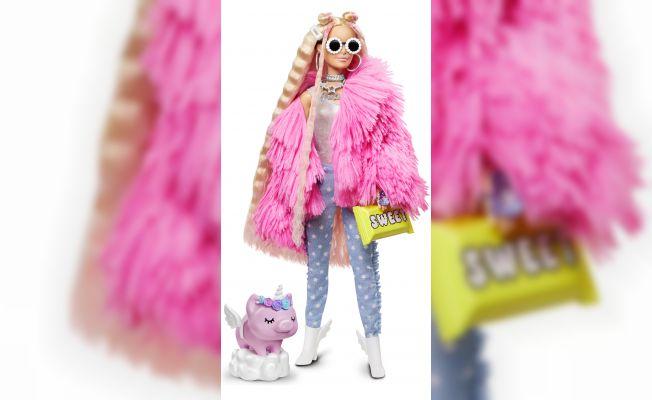 Barbie'nin Yeni Serisi Extra Moda!