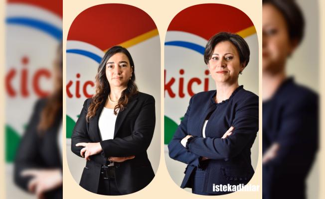 Ekici'de Filiz Özşahin Fabrika Direktörü, Elif Perihan Kahveci ise Mali İşler Direktörü Oldu