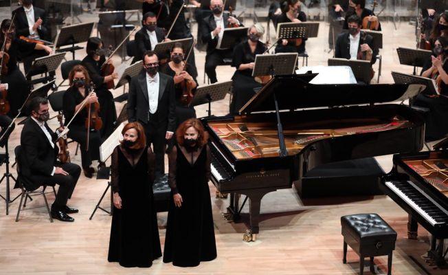 Güher-Süher Pekinel'in CSO Açılış Konseri Yeniden Mezzo TV'de