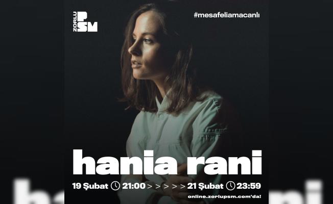 Hania Rani, ruhunuza dokunacak besteleriyle PSM Online'da