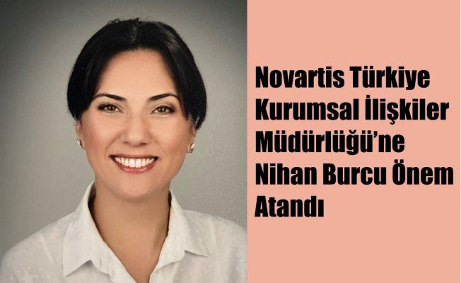 Novartis Türkiye Kurumsal İlişkiler Müdürlüğü'ne Nihan Burcu Önem Atandı