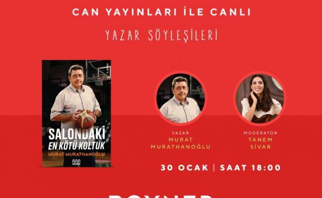 Tanem Sivar'ın Boyner'deki konuğu Murat Murathanoğlu