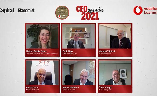 İş Dünyası CEO Club'ta Buluştu