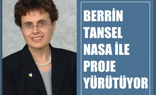 Prof.Dr.Berrin Tansel, NASA ile Atık Su Projesinde Çalışıyor