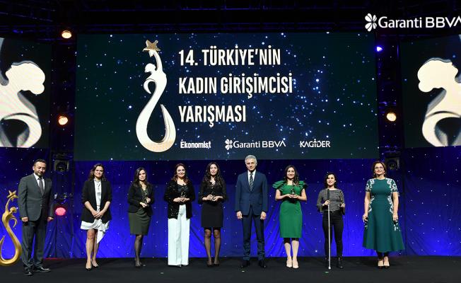 İşte Türkiye'nin Kadın Girişimcisi Yarışması'nın Kazananları
