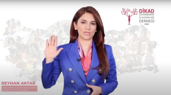 Reyhan Aktar'dan Eleştirel Bir 8 Mart Mesajı