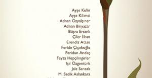 """Şiddete karşı 25 yazardan ortak ses; """"Canımı Yakma!"""""""