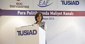 """Cansen Başaran-Symes;""""Para politikasıyla sorun çözemeyiz, hükümet reform sürecini hızlandırmalı"""""""