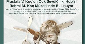 Mustafa Koç'un otomobili ve uçakları bu sergide