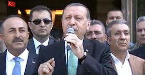 """Cumhurbaşkanı; """"Safları sık tutun, son duyuruya kadar yürüyüşe devam"""""""
