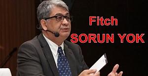 """Ertem;""""Fitch teknik düzenleme yaptı, yatırım notu aynı, sorun yok"""""""