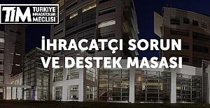TİM'den büyük dayanışma; ihracatçıya 7/ 24 destek