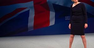 İşte İngiltere'nin yeni demir leydisi; May