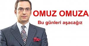 """Koç Holding;""""Omuz omuza bu günleri aşacağız"""""""