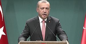 """Cumhurbaşkanı Erdoğan;""""Sıkıyönetim başka bir olay, OHAL sıkıyönetim değildir"""""""