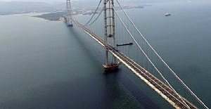 Osmangazi Köprüsü bayramda rekor kırdı