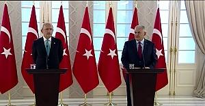 Başbakan Yıldırım ve CHP lideri Kılıçdaroğlu'dan çağrı