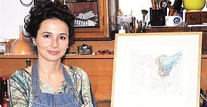 Albertina Müzesi'ne seçilen 3. Türk Mediha Didem Türemen oldu