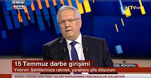 """Aziz Yıldırım""""Türkiye tehlike içinde. Fetö devlete sızmamış, devlet fetö'ye sızmış"""""""