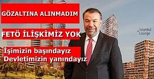 """Eroğlu Holding YK Bşk. Nurettin Eroğlu;""""Gözaltına alınmadım, FETÖ ile ilişkim yok"""""""