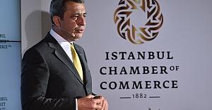 """İTO Başkanı Çağlar;""""İşimizin başında, devletimizin yanındayız"""""""