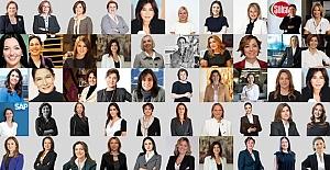 Onlar Türkiye'nin en güçlü iş kadınları