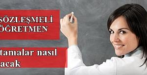 Sözleşmeli öğretmenler nasıl atanacak?