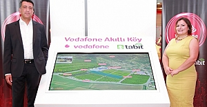 Vodafon Türkiye ile Tabit, dünyanın ilk akıllı köyünü kuruyor
