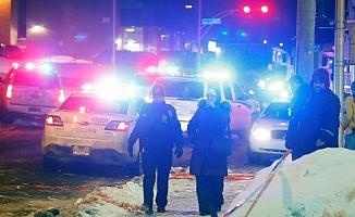 Terör Kanada'ya sıçradı, camiye saldırı düzenlendi