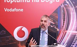 """Vodafone Türkiye İcra Kurulu Bşk. Hasan Süel;""""Fiber meselesi memleket meselesi"""""""