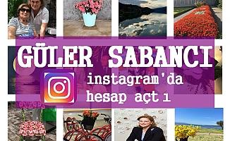Güler Sabancı da artık instagram'da. Güler Sabancı, annesiyle çekilen fotoğrafını paylaştı