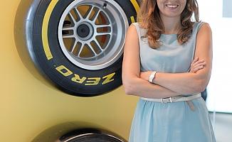 İpek Unaran, Pirelli pazarlama müdürü oldu