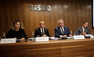 """TÜSİAD Başkanı Bilecik;""""Alternatif finansman kaynakları ve vergi reformu gerekli"""""""