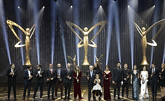 İşte 44. Pantene Altın Kelebek Ödülü kazananlar