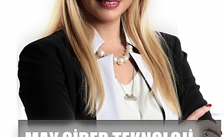 May Siber Teknoloji CEO'su İlkem Özar oldu