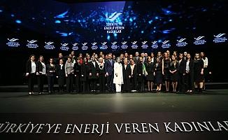 """İşte """"Türkiye'ye Enerji Veren Kadınlar"""""""