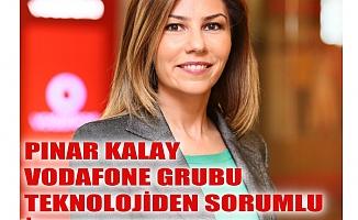 Pınar Kalay, Vodafone Grubu'na transfer oldu