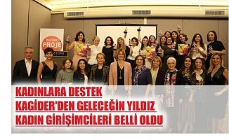 KAGİDER'in geleceğin yıldız kadın girişimcileri belli oldu