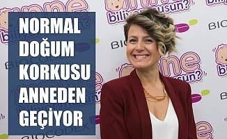 """Pınar Mallı, """"Normal doğum korkusu anneden geçiyor"""""""