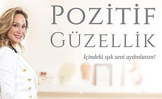 """Seran Göçer'den kitap """"Güzelliğin Pozitif Hali"""""""