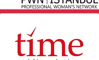 TimePR, PWN İstanbul ile iş ve sosyal yaşamda eşitlik için çalışacak